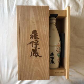 森伊蔵 18年 陶器 原酒 600ml 135本限定 楽酔喜酒 極上 焼酎(焼酎)