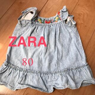 ザラ(ZARA)のZARA ワンピース(ワンピース)
