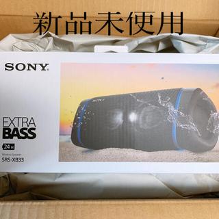 SONY - SONY Bluetooth スピーカー 新品未使用