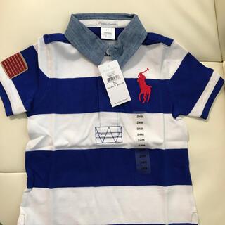 Ralph Lauren - 新品タグ付き ラルフローレン ポロシャツ 80