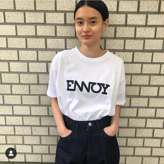 ワンエルディーケーセレクト(1LDK SELECT)の初期美品 The  Ennoy Professional®︎ XL(Tシャツ/カットソー(半袖/袖なし))