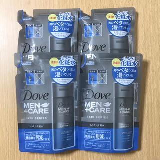 ユニリーバ(Unilever)のダヴメン+ケア モイスチャー 化粧水 4袋(化粧水/ローション)