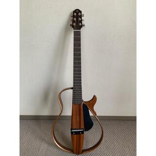 ヤマハ(ヤマハ)のYAMAHA サイレントギターSLG200S(アコースティックギター)