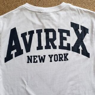 AVIREX - AVIREX(アヴィレックス)Tシャツ【M】