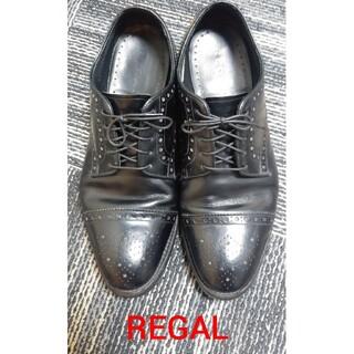 REGAL - リーガル ビジネスシューズ 27 ブラック