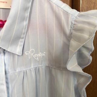 レピピアルマリオ(repipi armario)のレピピ シャツ150(ブラウス)