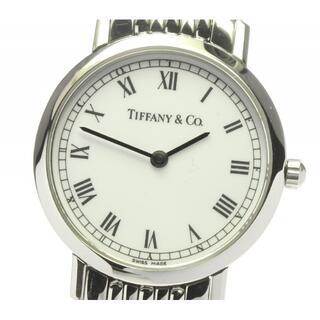 Tiffany & Co. - ☆良品 ティファニー クラシック ラウンド  L1510 レディース 【中古】