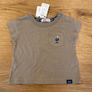 シマムラ(しまむら)のポロベア ポロベビー 80 バースデイ(Tシャツ)