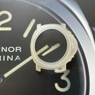 オフィチーネパネライ(OFFICINE PANERAI)の⭐ PANERAI 純正 44mm/ベゼル プロテクター/カバー 美品⭐️ ♪(腕時計(アナログ))