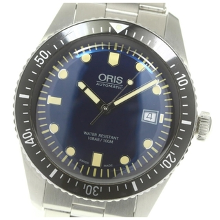 オリス(ORIS)のオリス ヘリテージ デイト 7720 自動巻き メンズ 【中古】(腕時計(アナログ))