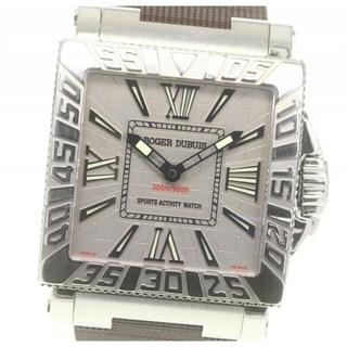 ロジェデュブイ(ROGER DUBUIS)のロジェ・デュブイ アクアマーレ G41 57 9 3.53 メンズ 【中古】(腕時計(アナログ))