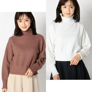 MISCH MASCH - MISCH MASCH♡かのこ編みハイネックニット♡おまとめ2点セット♡