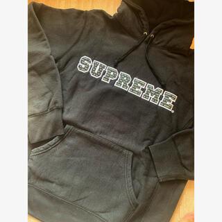 Supreme - supremeパーカーMサイズ