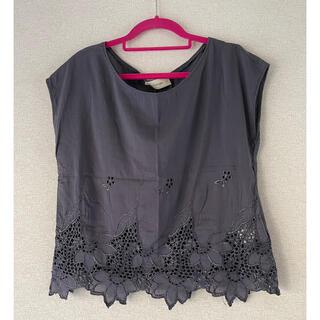 ジュエルチェンジズ(Jewel Changes)のJewelChenges 裾スカラップトップス(シャツ/ブラウス(半袖/袖なし))