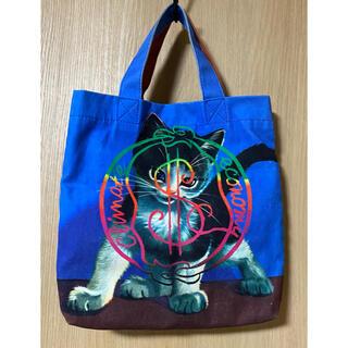 Vivienne Westwood - vivienne キトゥン猫 トートバッグ☆