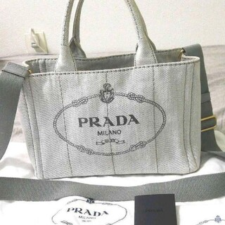 PRADA - プラダ☆PRADA☆トートバッグ☆カナパ☆ハンドバッグ