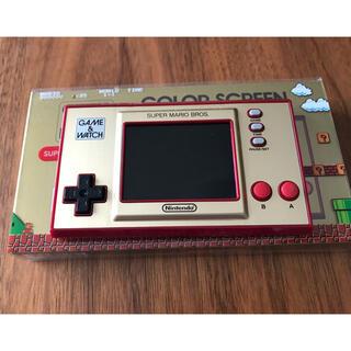 任天堂 - ゲーム&ウォッチ スーパーマリオブラザーズ