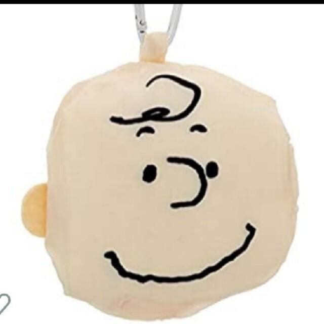 SNOOPY(スヌーピー)のエコバッグ チャーリーブラウン レディースのバッグ(エコバッグ)の商品写真