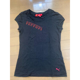プーマ(PUMA)のプーマ フェラーリ Tシャツ(Tシャツ/カットソー(半袖/袖なし))