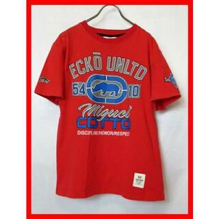エコーアンリミテッド(ECKO UNLTD)の【レア】 m102 USA製 エコー アンリミテッド ミゲールコット Tシャツ(Tシャツ/カットソー(半袖/袖なし))