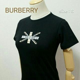 BURBERRY - BURBERRY バーバリーTシャツ Sサイズ