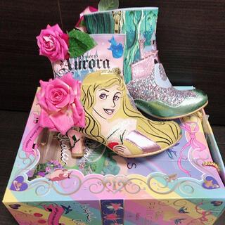 ディズニー(Disney)の新品イレギュラーチョイス オーロラ姫 ブーツ(ブーツ)