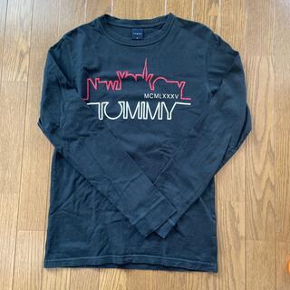 トミー(TOMMY)のTOMMY Tシャツ M(Tシャツ/カットソー(七分/長袖))
