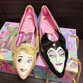 ディズニー(Disney)の新品イレギュラーチョイス オーロラ姫 マレフィセント パンプス(ハイヒール/パンプス)