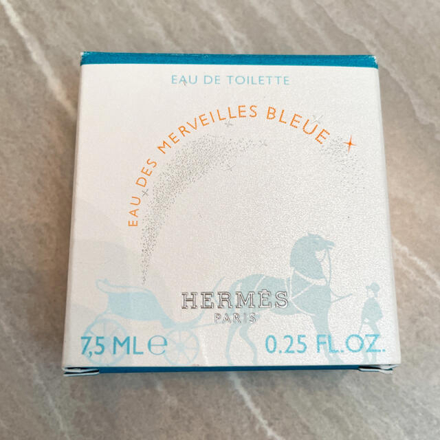 Hermes(エルメス)の【未使用】エルメス オードトワレ パフューム 7.5ml コスメ/美容の香水(ユニセックス)の商品写真