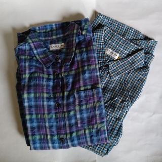 レプシィムローリーズファーム(LEPSIM LOWRYS FARM)の長袖シャツ 2枚組(シャツ/ブラウス(長袖/七分))