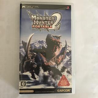 カプコン(CAPCOM)のモンスターハンターポータブル 2nd PSP(その他)