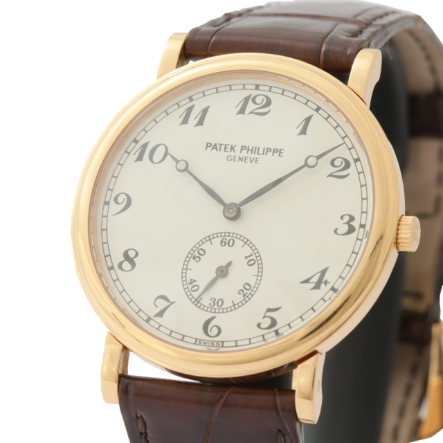 PATEK PHILIPPE(パテックフィリップ)のパテック・フィリップ PATEK PHILIPPE カラトラバ 腕時計【中古】 メンズの時計(腕時計(アナログ))の商品写真