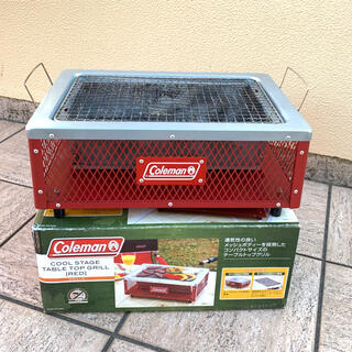 Coleman - Coleman COOL STAGE TABLE TOP GRILL