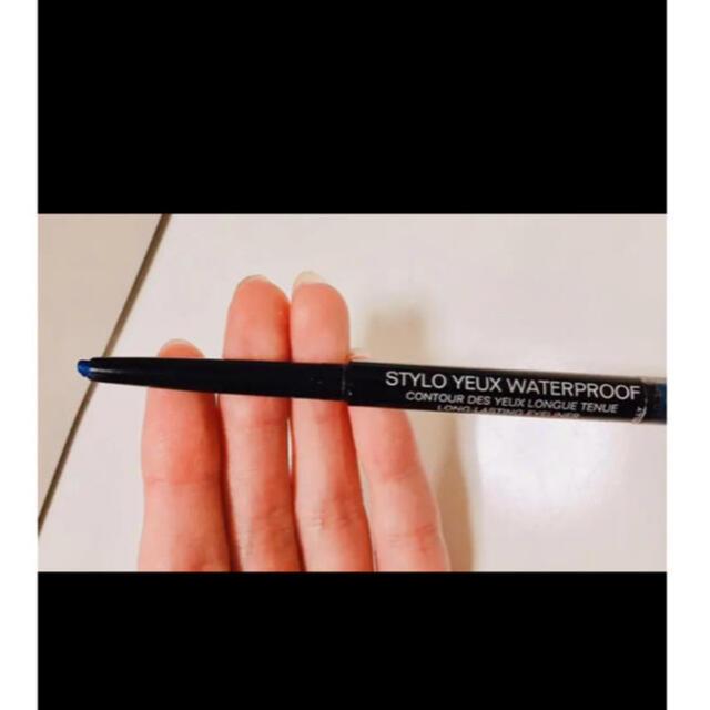 CHANEL(シャネル)の残量9割☆CHANEL スティロユー 924 ファーヴァントブルー☆アイライナー コスメ/美容のベースメイク/化粧品(アイライナー)の商品写真