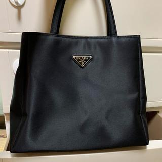 PRADA - 【最終値下げ!】PRADA プラダ ハンドバッグ ナイロン