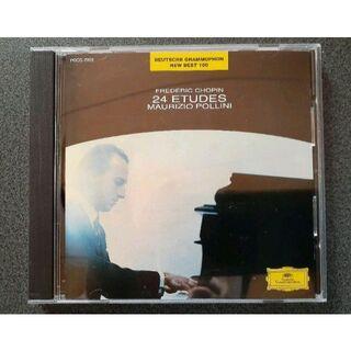ショパン  12の練習曲 ポリーニ(クラシック)