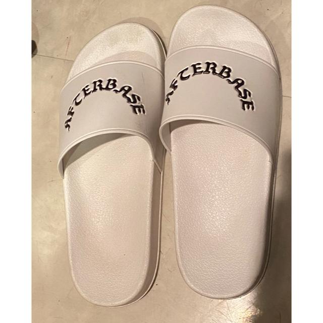 AFTERBASE(アフターベース)のafterbase アフターベース アメ村 アメリカ村 サンダル ビーサン  メンズの靴/シューズ(ビーチサンダル)の商品写真