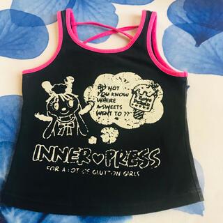 インナープレス(INNER PRESS)のINNER PRESS タンクトップ(Tシャツ/カットソー)