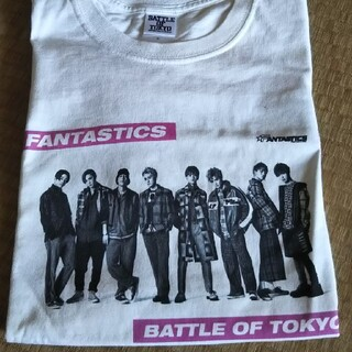 EXILE TRIBE - FANTASTICS Tシャツ