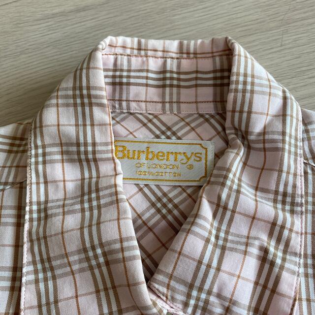 BURBERRY(バーバリー)のBurberry ブラウス レディースのトップス(シャツ/ブラウス(長袖/七分))の商品写真