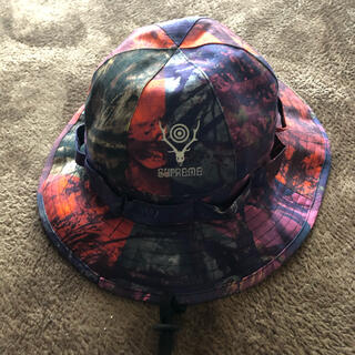 Supreme - supreme × SOUTH2 WEST8 Jungle Hat S/M