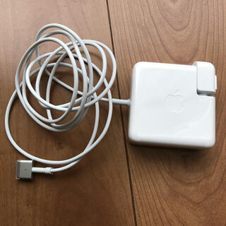Mac (Apple) - 純正 60W MagSafe 2 Power Adapter 充電器 A1435