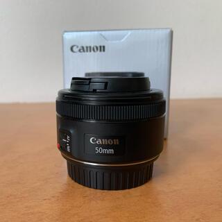 キヤノン(Canon)のCanon EF 50mm f1.8 stm(レンズ(単焦点))