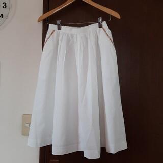アフタヌーンティー(AfternoonTea)の新品アフタヌーンティー リバティ ギャザースカート(ロングスカート)