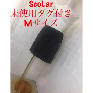 スカラー(ScoLar)のScoLar 未使用タグ付き スカラ子ちゃんプリント ♡Mサイズ (ミニスカート)