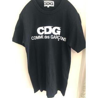 COMME des GARCONS - 1回着超美品 CDGコムデギャルソン Tシャツ S