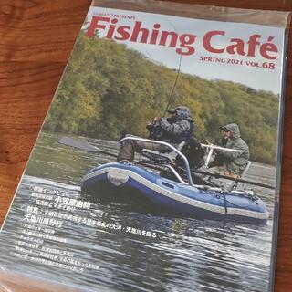 シマノ フィッシングカフェ fishing cafe vol68