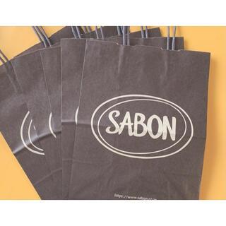 サボン(SABON)のSABON ショップ袋 ショッピング袋 紙袋 サボン 贈り物 プレゼント(ショップ袋)