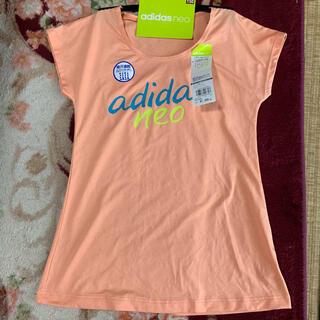アディダス(adidas)のadidas フレンチ袖インナーシャツ 150cm(Tシャツ/カットソー)