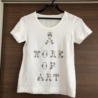 エィス(A)のエイス / A  Tシャツ レディース  (Tシャツ/カットソー(半袖/袖なし))
